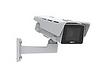 Compacte, extérieur, alimentation POE et CC redondante, Lightfinder Forensic WDR, entrée audio
