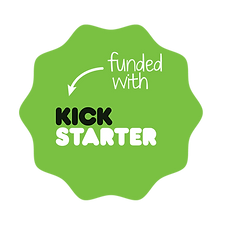 Funded with Kickstarter Campaign