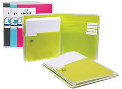 DocIt 8 Pocket Folder