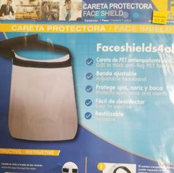 CARETA PROTECTORA