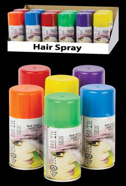 spray para pinta el cabello
