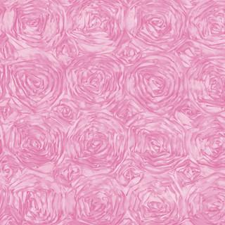 Light Pink Rosette Backdrop
