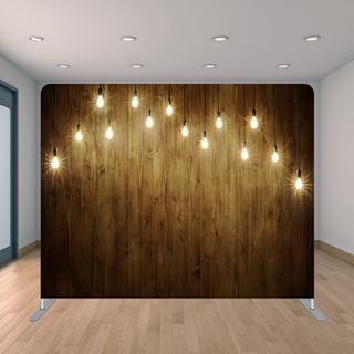 Premium String Light Backdrop