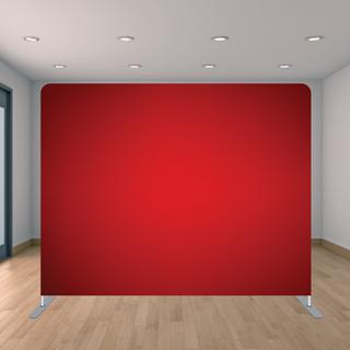 Premium Red Backdrop