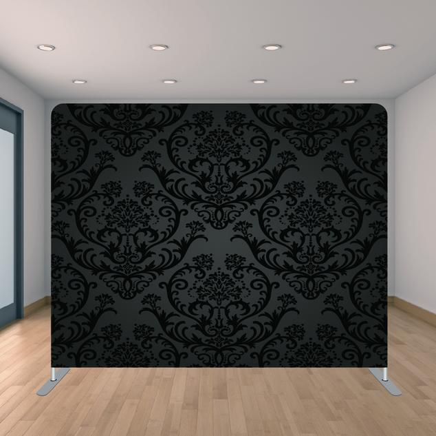 Premium Royal Black Backdrop