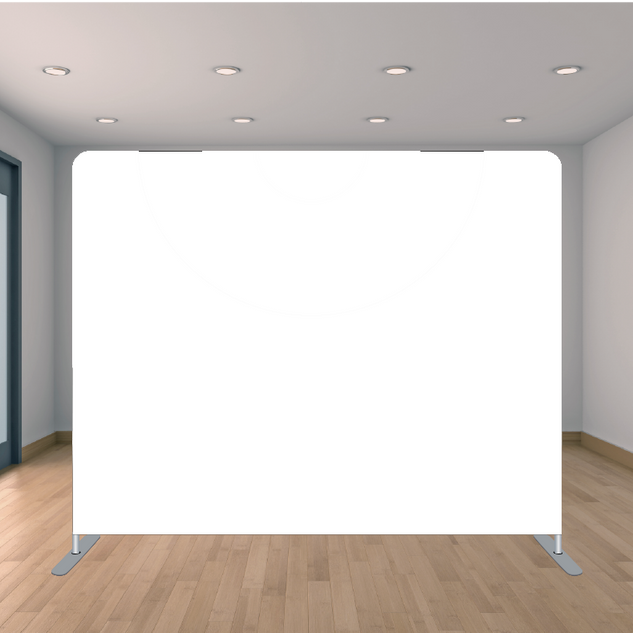 Premium White Backdrop