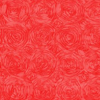Red Rosette Backdrop