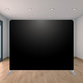 Premium Black Backdrop