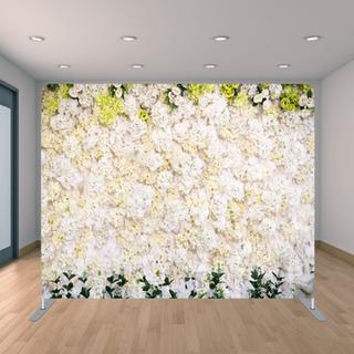 Premium Floral Backdrop