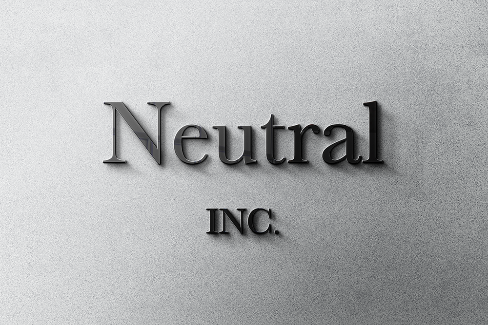 Neutral Inc Logo Design