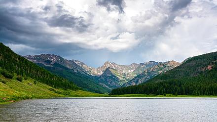 Pinny Lake, Vail CO