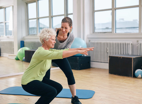 Four Important Exercises to Fight Aging