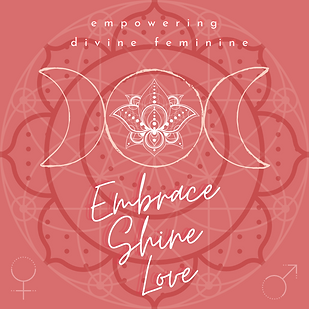 Embrace Shine Love