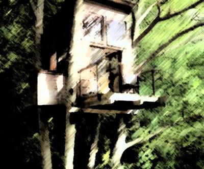 Une maison dans le ciel - Nouvelle de Cynthia Lisa Dubé
