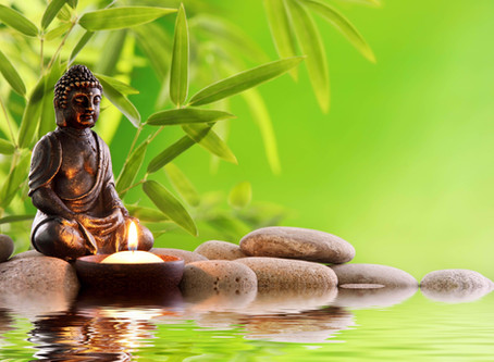 Saveur Bouddha - micro-nouvelle par Cynthia Lisa Dubé