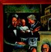 Murale pour l'Institut de cardiologie de Mexico par Diego Rivera