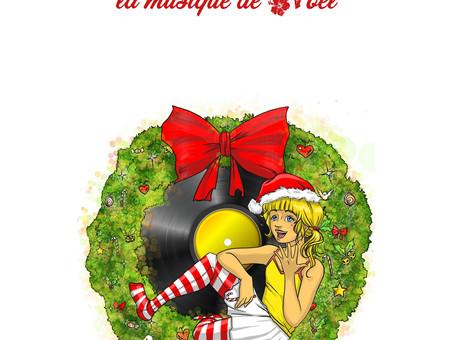 """""""La petite fille qui aimait trop la musique de Noël"""" - Nouveauté décembre 2020"""