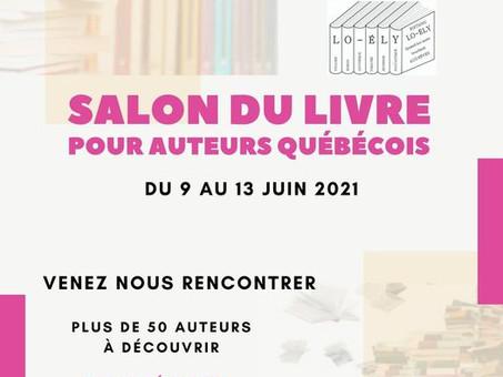 Rencontrer le public! Salon des auteurs Premium Outlets Montréal