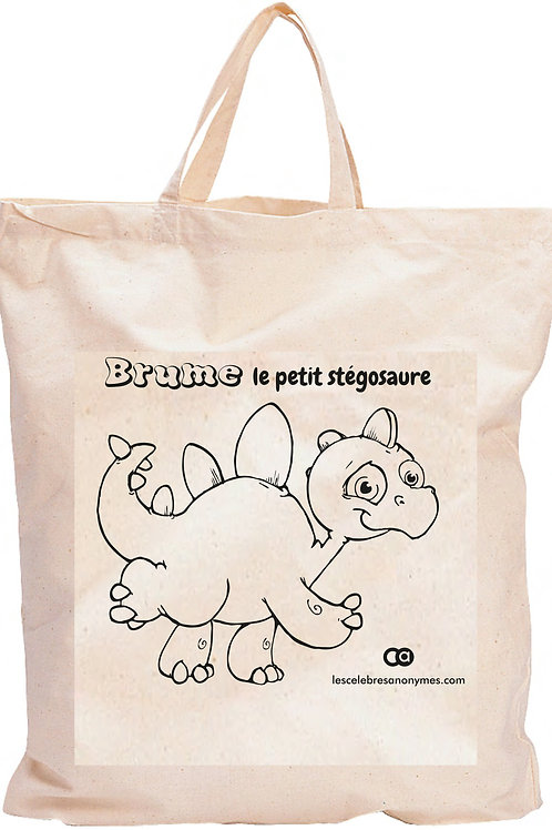 Sac fourre-tout en coton / Cotton Bag