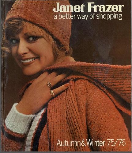 1975-1976 Janet Frazer Autumn/Winter