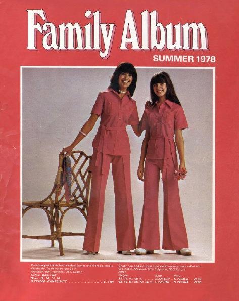 1978 Family Album Summer