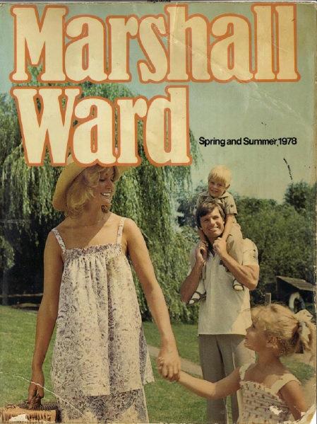 1978 Marshall Ward Spring/Summer