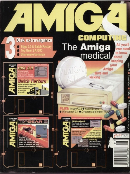Amiga Computing Nov 1994