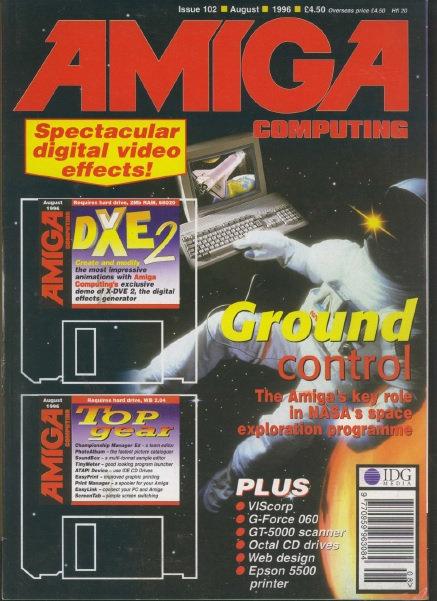 Amiga Computing Aug 1996