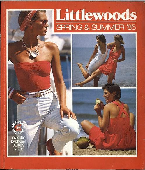 1985 Littlewoods Spring/Summer
