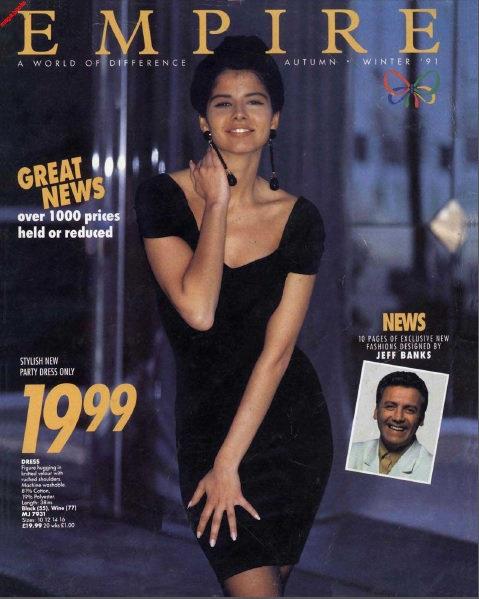 1991-1992 Empire Stores Autumn/Winter