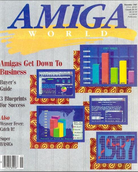 Amiga World Nov 1987