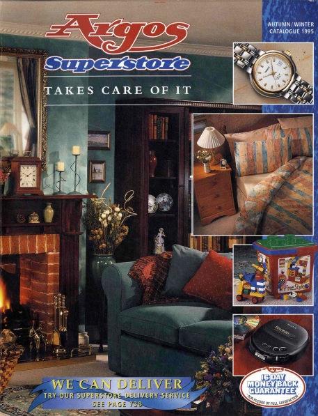 1995-1996 Argos Autumn/Winter