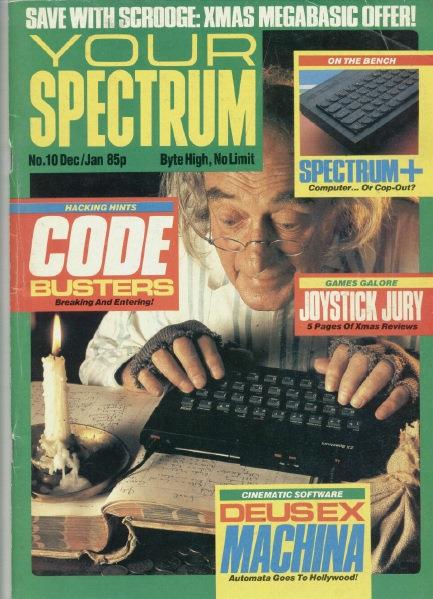 Your Spectrum Dec 1984 / Jan 1985