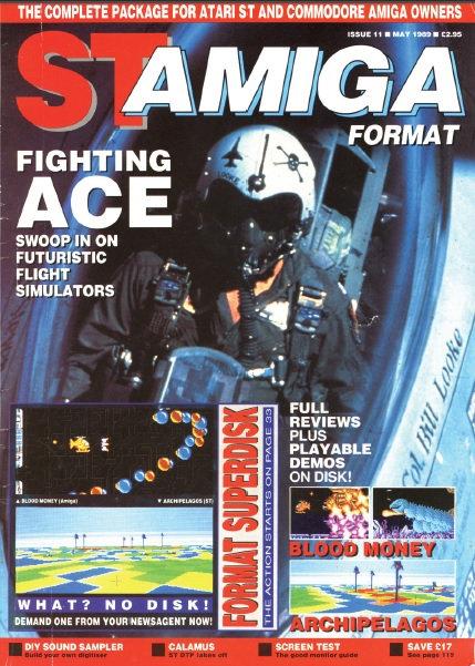 ST Amiga Format May 1989