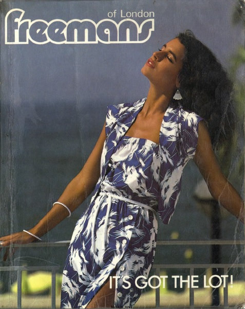 1981 Freemans Spring/Summer
