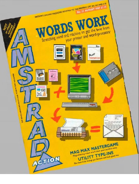 Amstrad Action Aug 1987