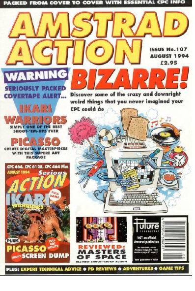 Amstrad Action Aug 1994