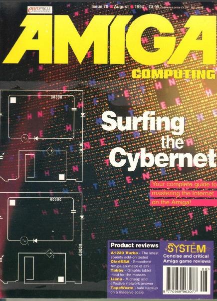 Amiga Computing Aug 1994