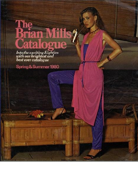 1980 Brian Mills Spring/Summer