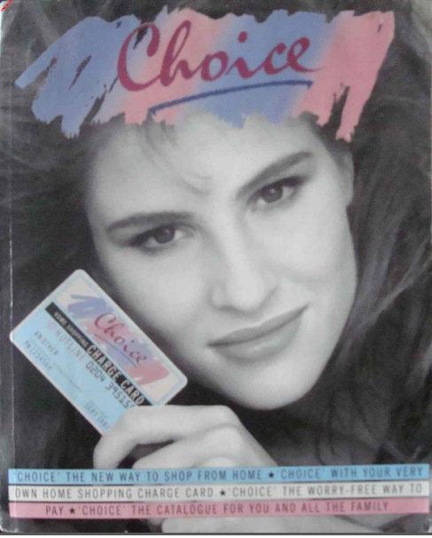 1988 Choice Spring/Summer