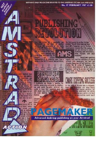 Amstrad Action Feb 1987