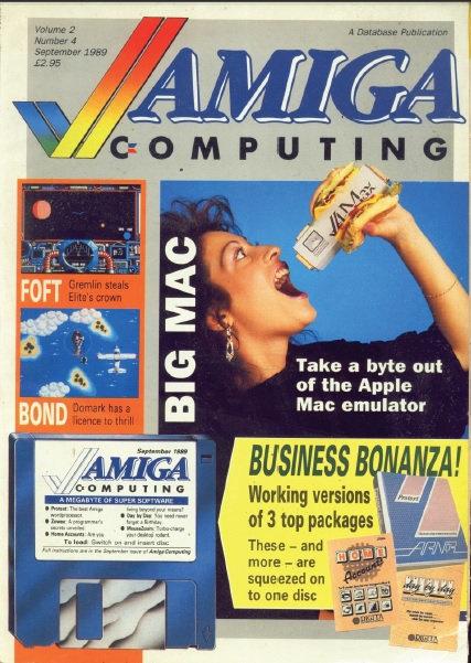 Amiga Computing Sep 1989