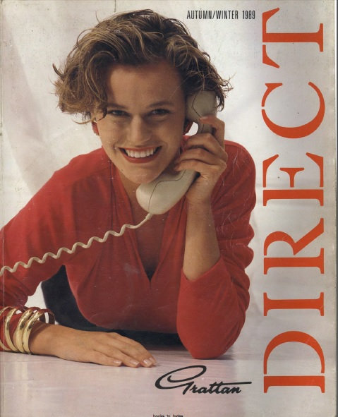 1989-1990 Direct Grattan Autumn/Winter