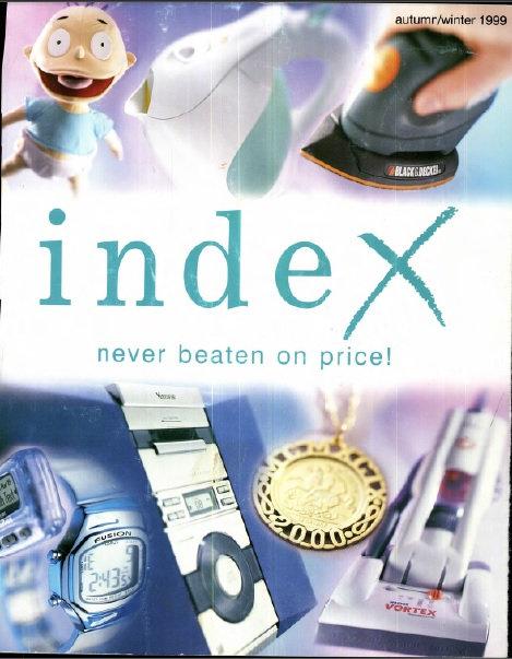 1999-2000 Index Autumn/Winter