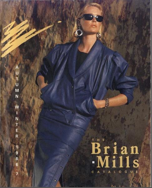 1986-1987 Brian Mills Autumn/Winter