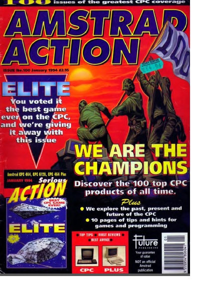 Amstrad Action Jan 1994