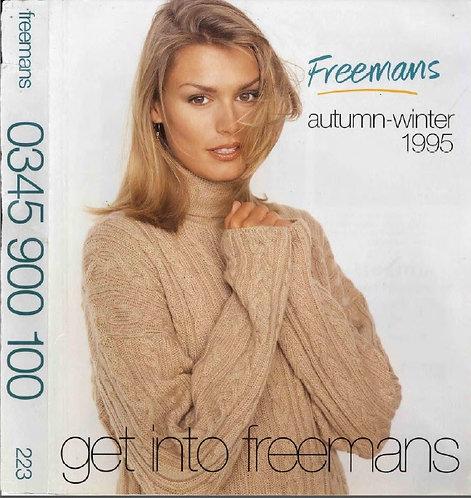 1995-1996 Freemans Autumn/Winter