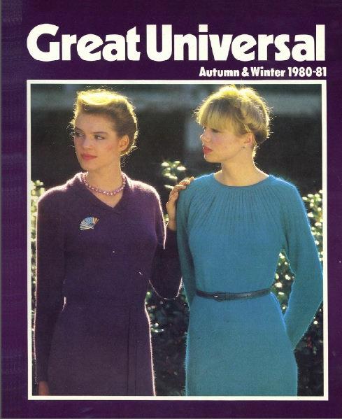 1980-1981 Great Universal Autumn/Winter