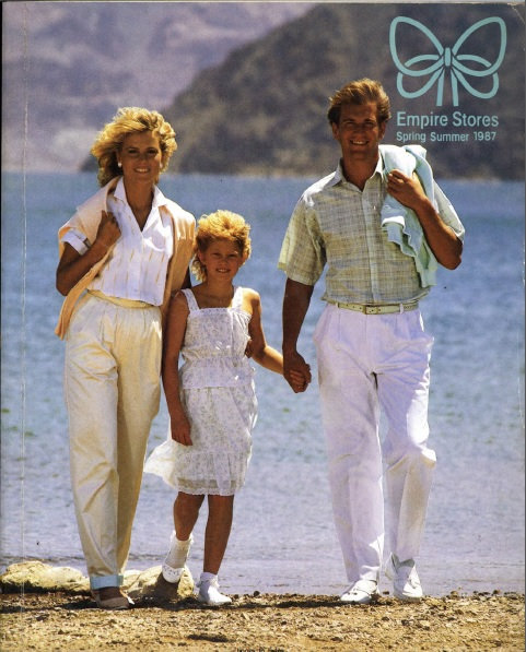 1987 Empire Stores Spring/Summer