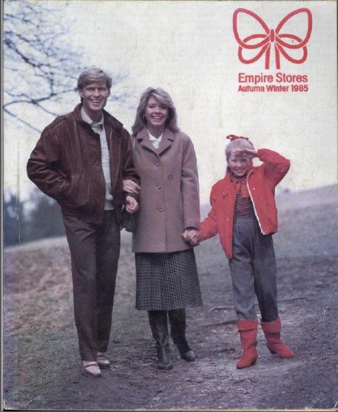 1985-1986 Empire Stores Autumn/Winter